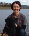 Jane Moyes Runs PetStay Glasgow