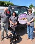 Sally & Garrod Were The First PetStay Franchisees