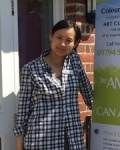 Heidi Zhou Is The Romsey & Totton ColourWheel Art Class Partner