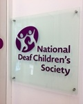 Signs Express Office Transformation for Deaf Children's Charity
