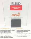 Aspray Win at 2017 Build Construction Awards