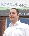 Collaboration Brings Huge Business Boost for Countrywide Signs Trio