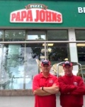 Papa John's Franchisees Open Sixth Store in 18 Months