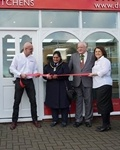 Dream Doors Grows Network with Grand Opening of Nottingham Showroom