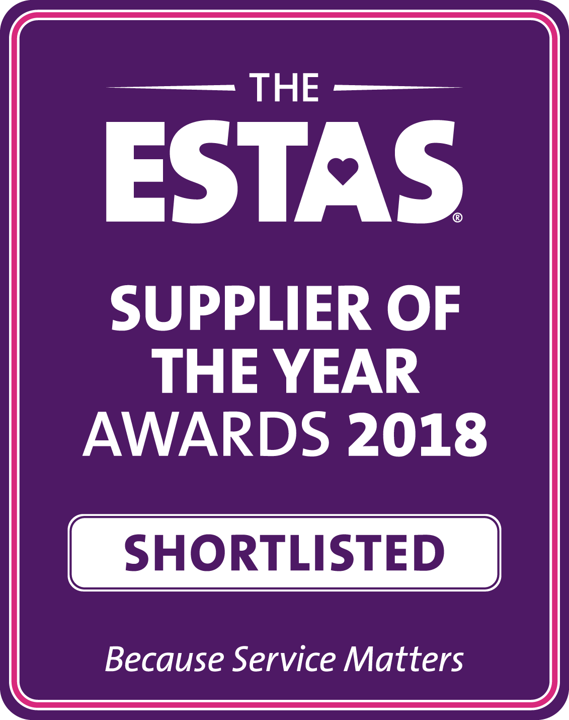 Agency Express Make the 2018 ESTAS Shortlist