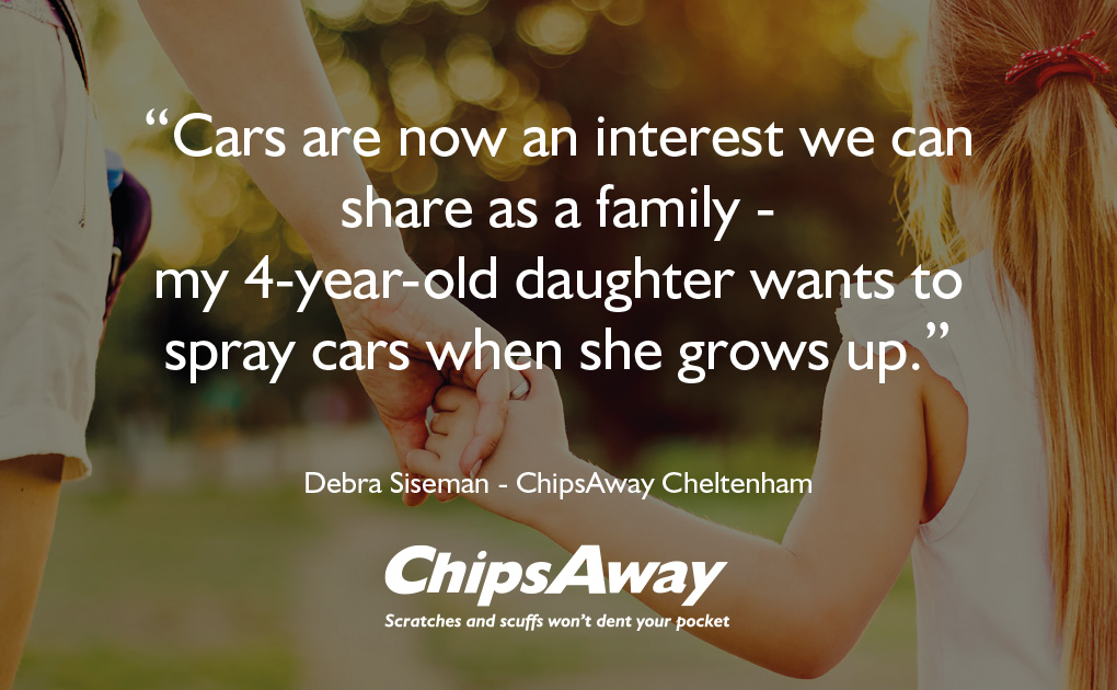 ChipsAway Encourage Women's Confidence at Car Bodyshops