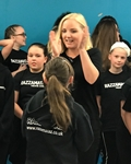Razzamataz Theatre School Students Sing with West End Star