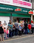 Papa John's Responds to 'Huge Demand' in Yorkshire with Opening of New Halifax Store
