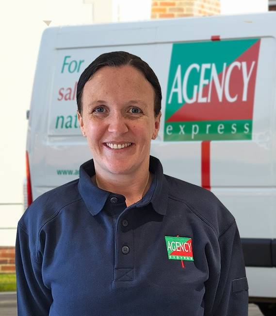 Gemma Vettraino launched her Agency Express franchise in November 2017