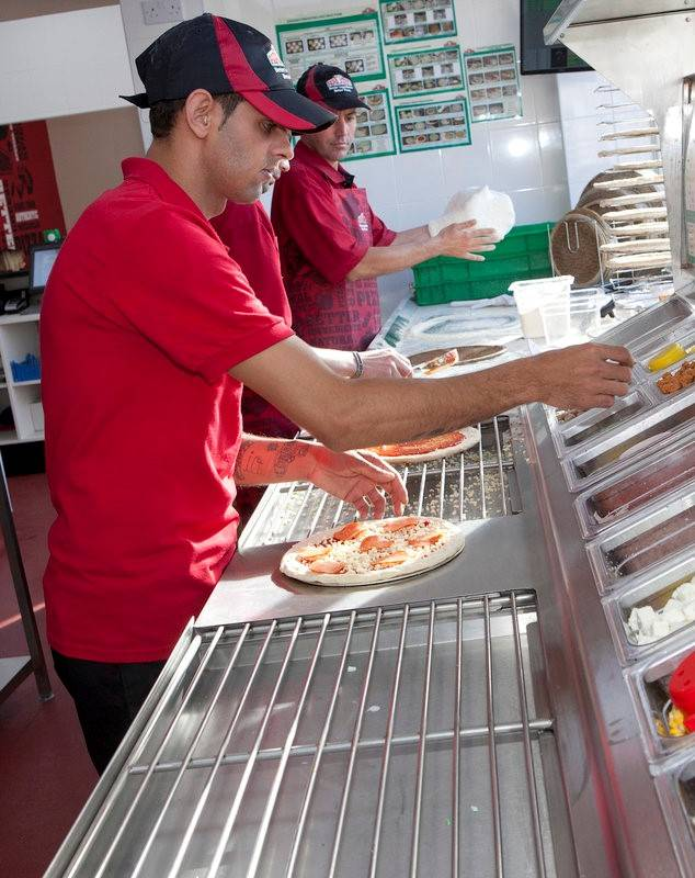 New Papa John's Franchisee Has All the Right Ingredients
