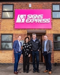 Two's Company for Signs Express Leicester and Loughborough