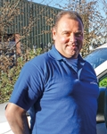 Self Employment Attracted Robert Wall to Ovenclean