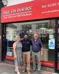 New Dream Doors Showroom Owner Gets Helping Hand from Previous Franchisees
