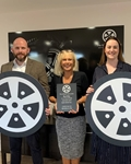 The Wheel Specialist Brings Business to Burnley