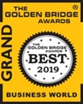 Eazi-Apps Wins Gold at the 2019 Golden Bridge Awards!