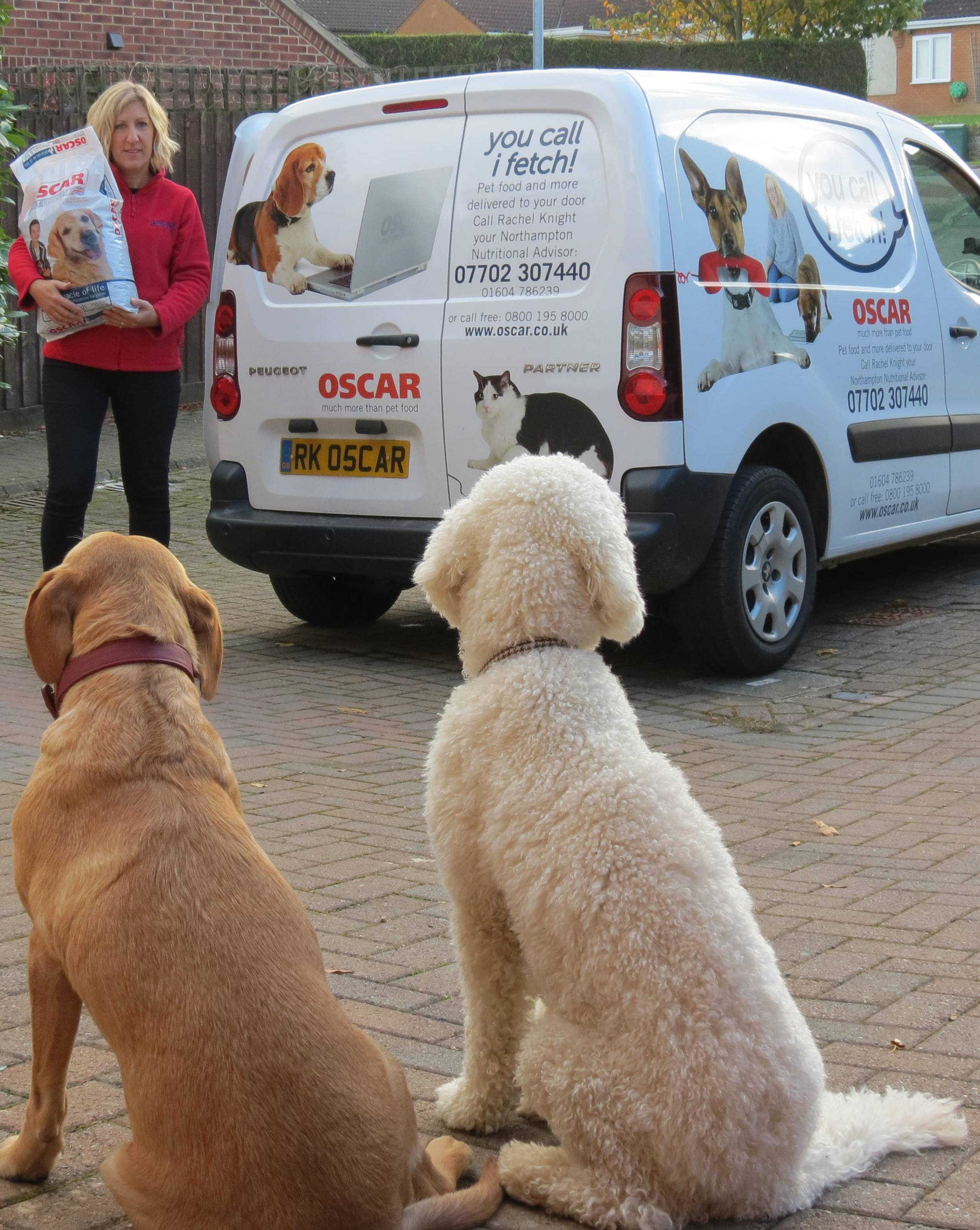 The demand for safe home-delivery of quality pet food increases