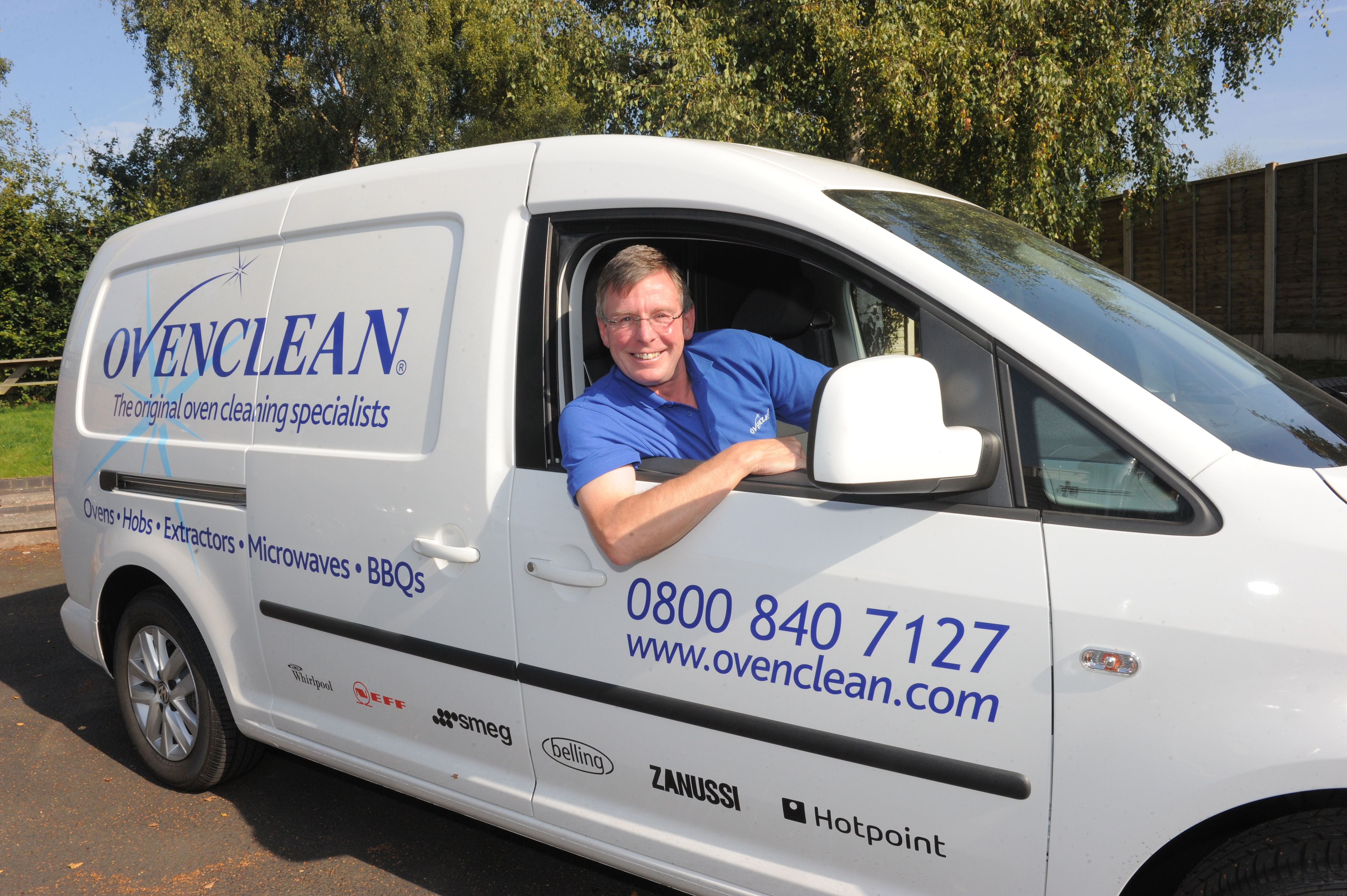 Ovenclean franchisees celebrate most successful July on record