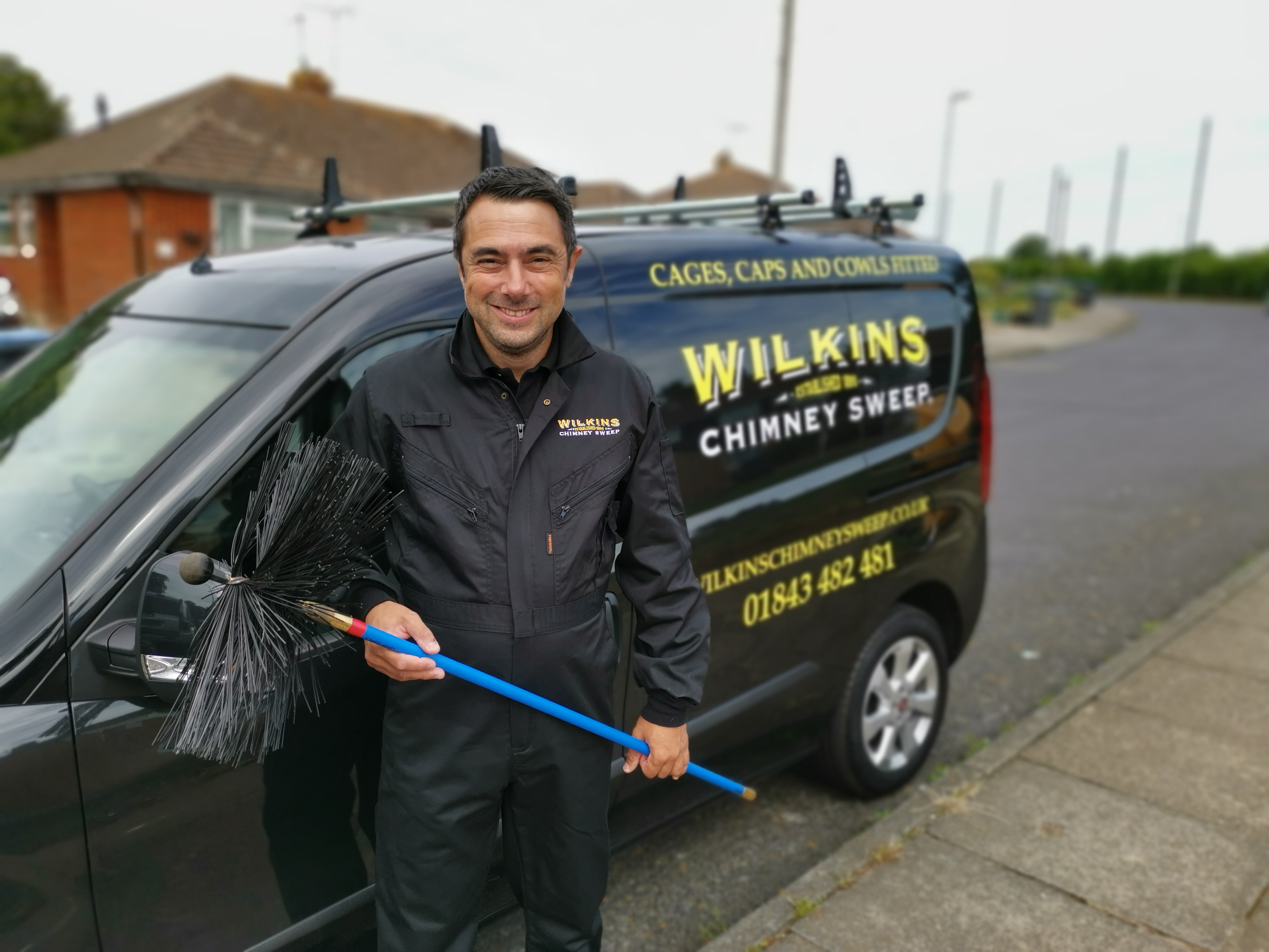 Latest Wilkins Chimney Sweep Franchisee Smashes Start Up Records!