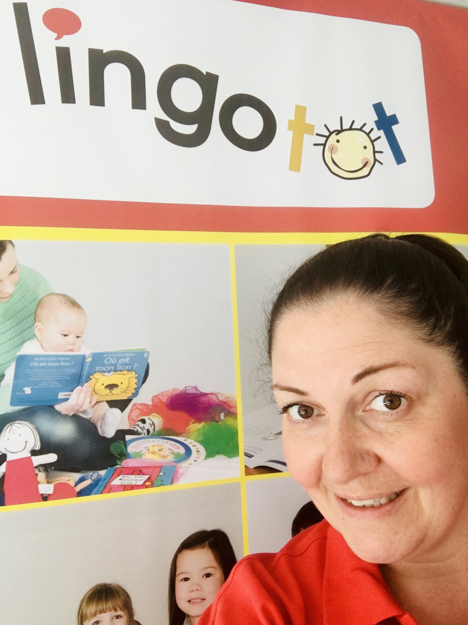 Franchisee Layla Riches managed to launch her Lingotot business in the 2nd month of lockdown.