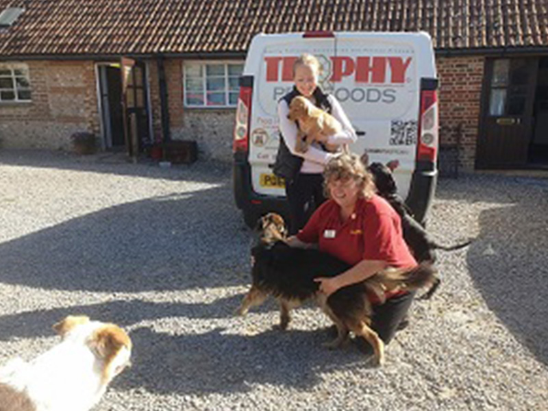 A day in the life of a Trophy Pet Foods Franchisee