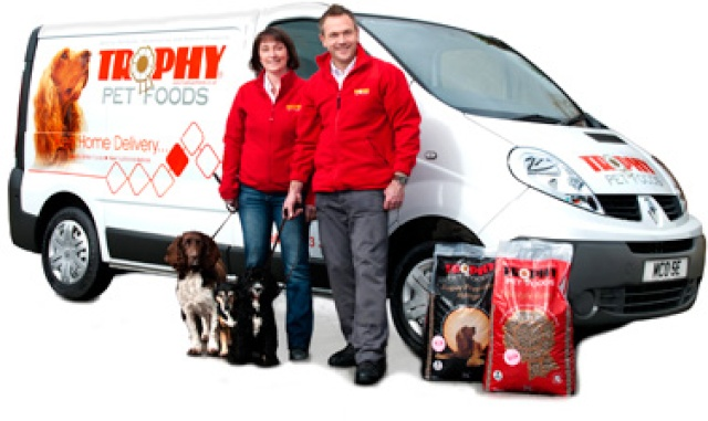 Trophy Pet Foods Franchise | Pet Food Delivery Business